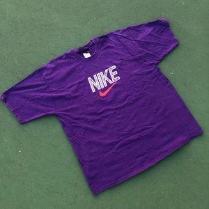 Vintage Bootleg Nike Spellout T-shirt